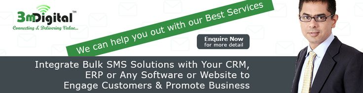 Starting your own business? We can help you out with our best Services. Our Services   #IntegratedDigitalMarketing   #BulkSMSSolutions   #EmailMarketing   #EnterpriseMessagingServices   #WebApplicationDevelopment   #VoiceCallSolutions   #MissCallSolutions   #2waymessagingsolutions   #MediabuyingandPlanning    Enquire Now :  http://www.3mdigital.co.in/online-inquiry/