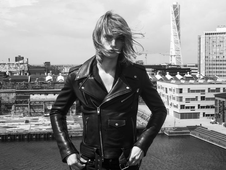 Wyatt -  Rockandblue AW17.  Photo: Ricardo Gomes.  Model: Måns Åberg.