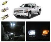 2011  Chevy Silverado LED Package Kit – Interior   Tag   Reverse (14 pieces)