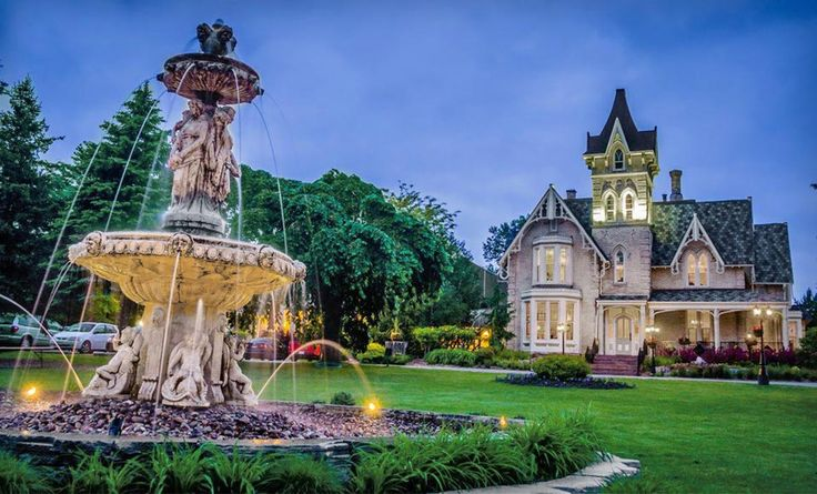 Groupon Stay With Inn Credit At Elm Hurst Inn Amp Spa In Ingersoll On Groupon Deal Price 95