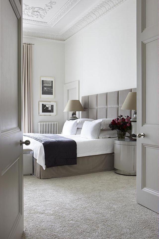 HOUSE TOUR: A Diplomat's Inviting, Yet Polished, London Home  - ELLEDecor.com