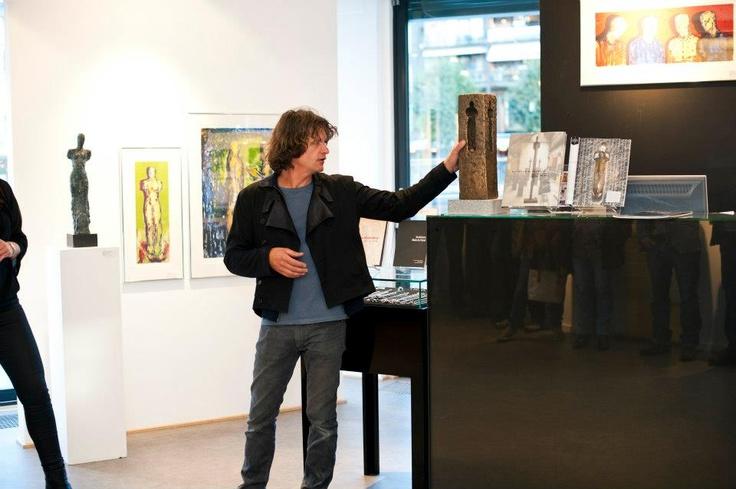 #Nico #Widerberg uke og kunstnertreff i #Galleri #Fineart