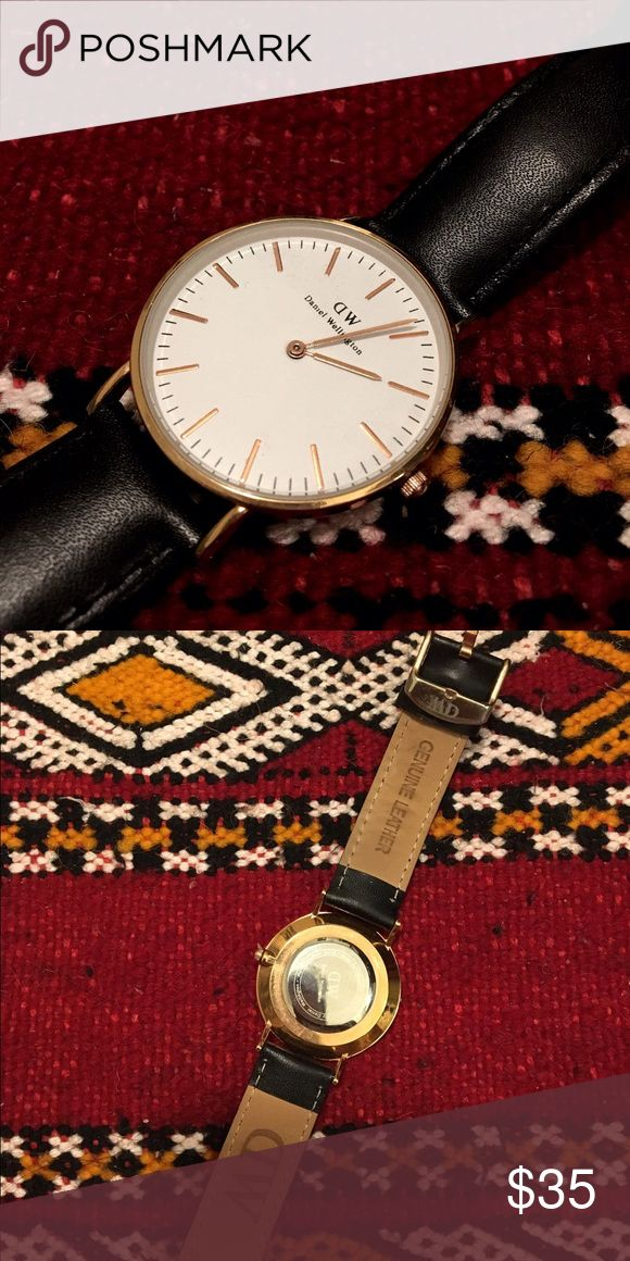 Daniel Wellington Price reflects authenticity Accessories Watches