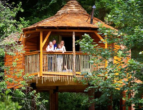 Self Catered Accommodation in Deerpark, Cornwall - Forest Holidays
