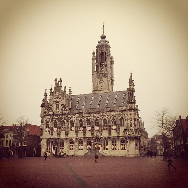 Zeeland, Middelburg