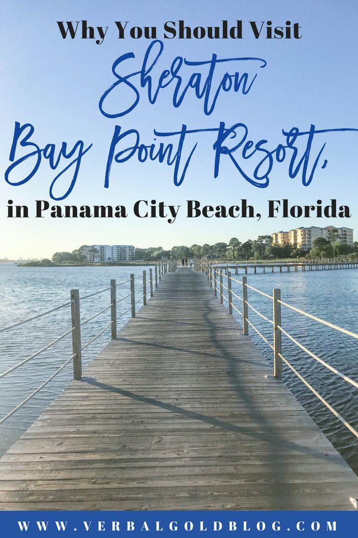 Explore the newly $30 million dollar renovated Sheraton Bay Point Resort in Panama City Florida! #familyfun #familytravel #travel #vgbtravels #visitflorida #visitpcb