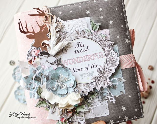 "Olya Kravets: Winter album ""Wonderful Time"""