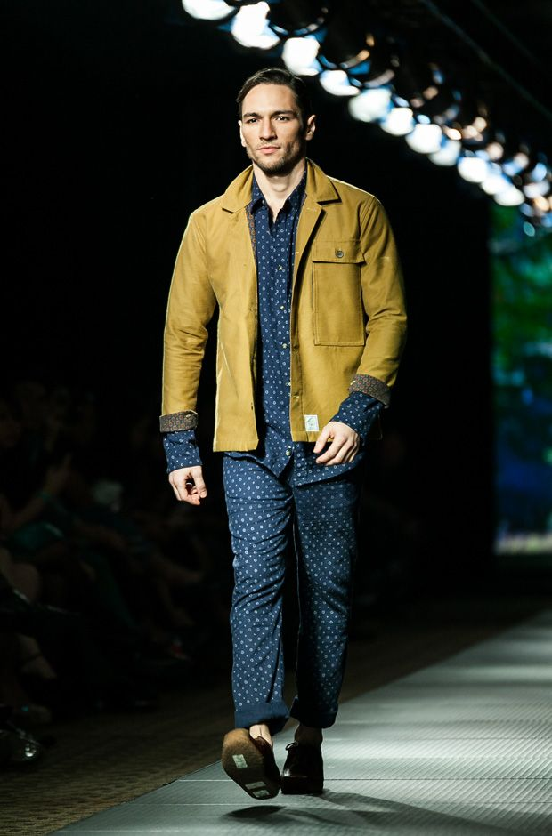 Plaza Indonesia Men's Fashion Week # The Goods Dept. 2
