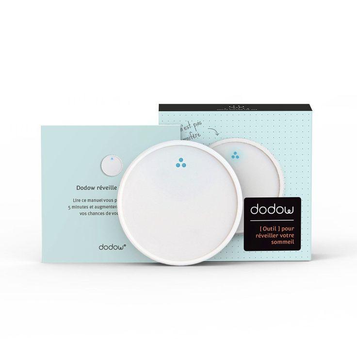 Dodow - Un objet design et innovant pour vous guider vers le sommeil - 49 €