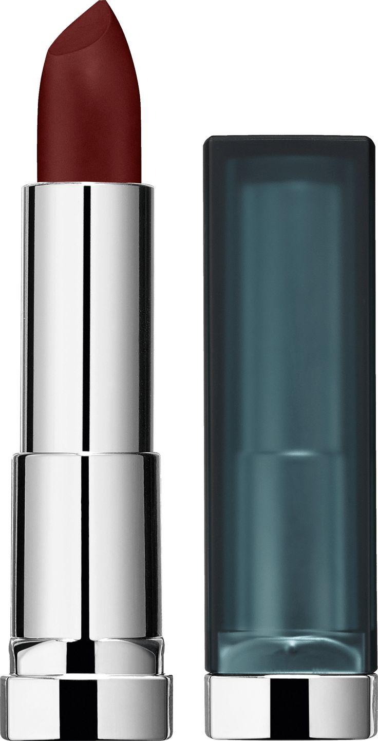 Lippenstift Color Sensational Cremay Matt burgundy blush 978