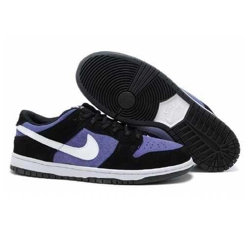 https://www.sportskorbilligt.se/  1659 : Nike Dunk Low Herr Svart Violet SE399636ywTHnW