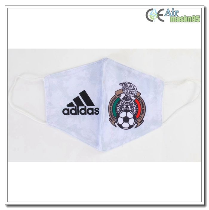 Surgical Mexico Face Mask For Football Foldable Pollution In 2020 Football Facemask Face Mask Mask