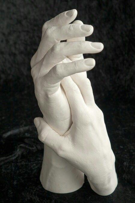 image Ebony mold helping hand
