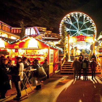 Le Village des Lutins - Montreux Noël