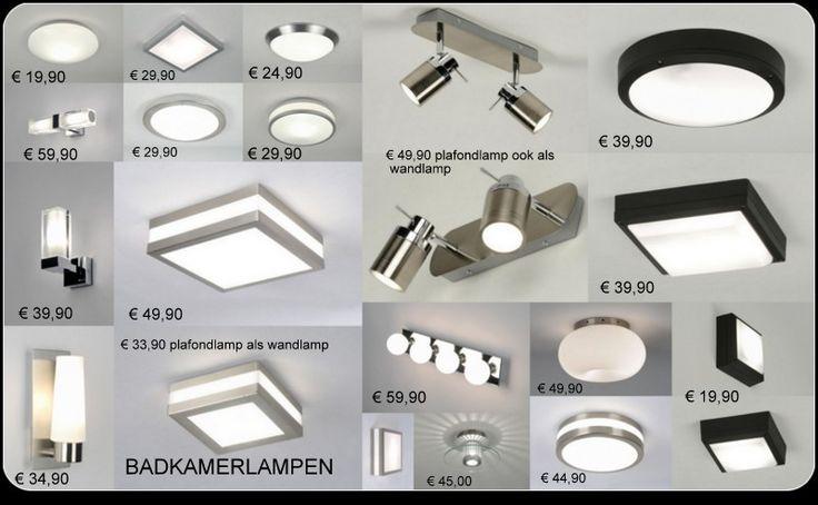 about Design lampen wandlampen plafondlampen voor badkamer slaapkamer ...
