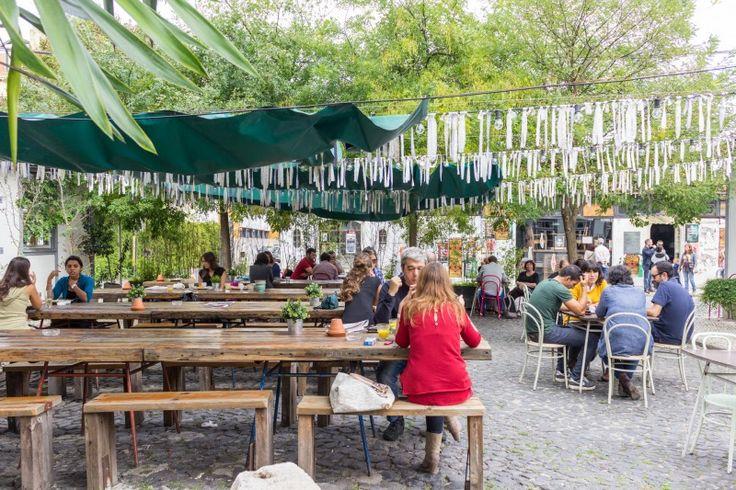 Café na Fábrica - Lisboa Cool