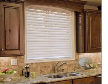 Norman Faux Wood Blinds..