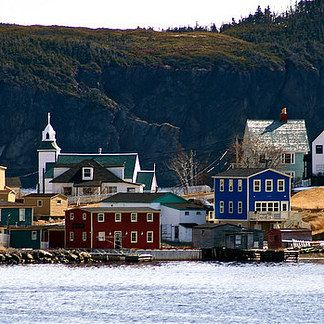 """""""Newfoundland"""" in general. 