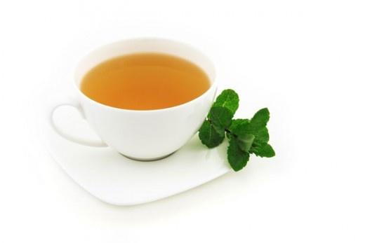 Spearmint Tea.