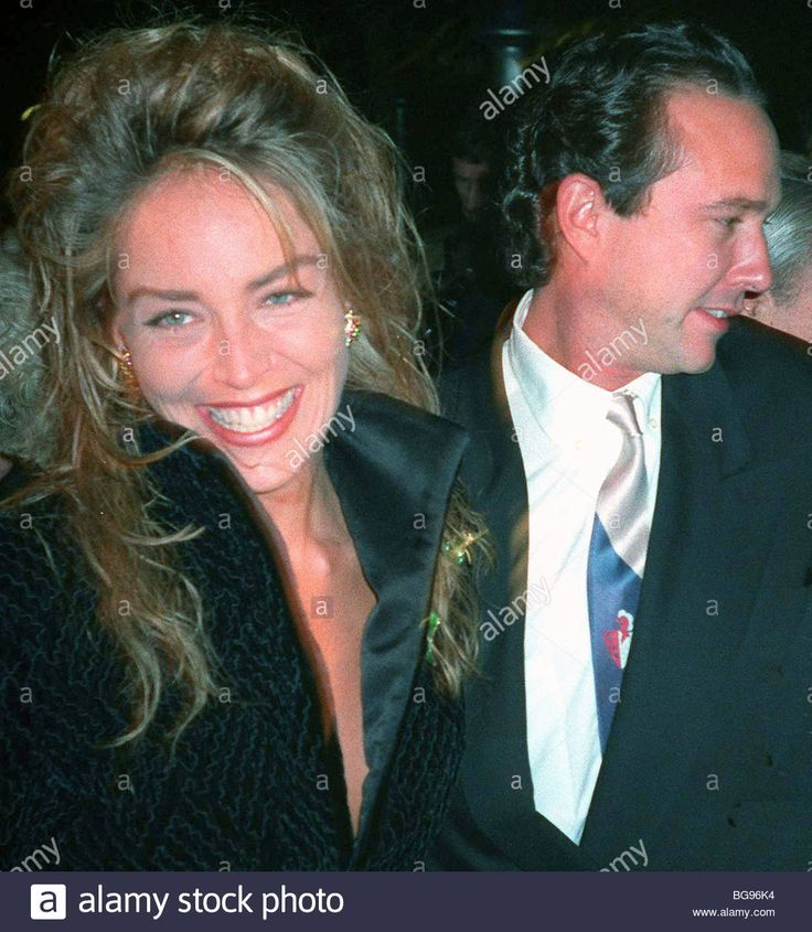 Download this stock image: Sharon Stone Sharon Yvonne Stone (born March 10, 1958) is an American actress, film producer, and former fashion model - BG96K4 from Alamy's library of millions of high resolution stock photos, illustrations and vectors.