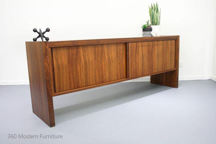 Reguitti mobili ~ Mid century hans hayson bedside tables drawers bedhead retro