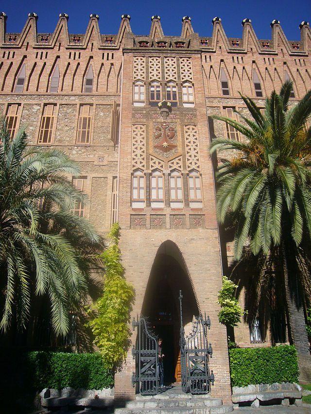 Les Teresianes - Barcelona Open House days 04 - Collège Sainte-Thérèse — Wikipédia