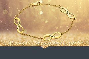 Silver Jewellery Online - Name Necklace & More | MyNameNecklace AU