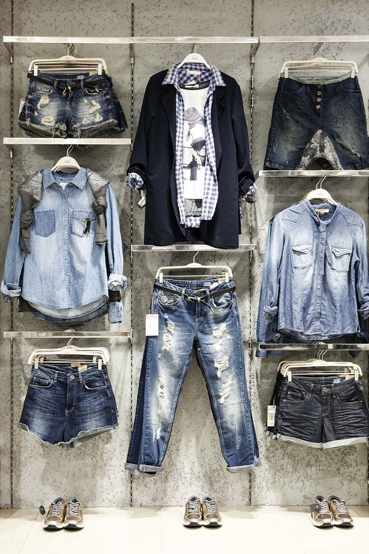 Denim #total_outfits! #BSB_FW14