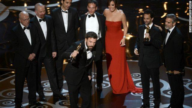 ¿Quién dio gracias a Dios en los Oscar? ¡Nadie!