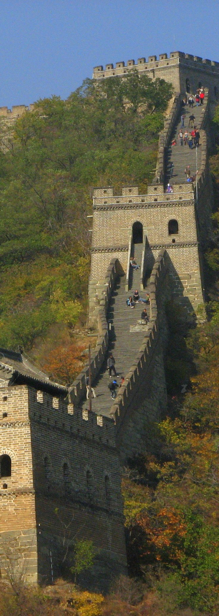 1210 best unesco asia images on pinterest world heritage sites china towers of mutianyu great wall china unesco world heritage site gumiabroncs Image collections