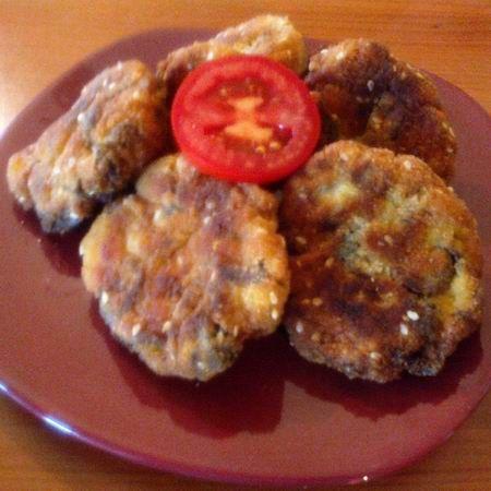 Sütőtökös-gombás fasírt Recept képpel - Mindmegette.hu - Receptek