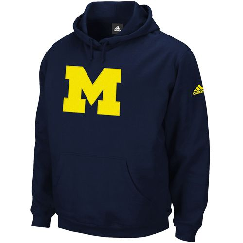 University of Michigan » Sweatshirts This was a staple of our wardrobe as a kid since dad did grad school there in the early 80s.