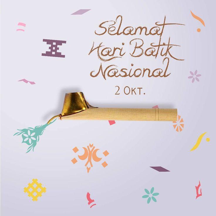 © 2016 – Personal Project | Memperingati Hari Batik Nasional.