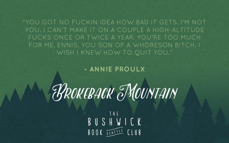 brokeback mountain quotes - Google Search