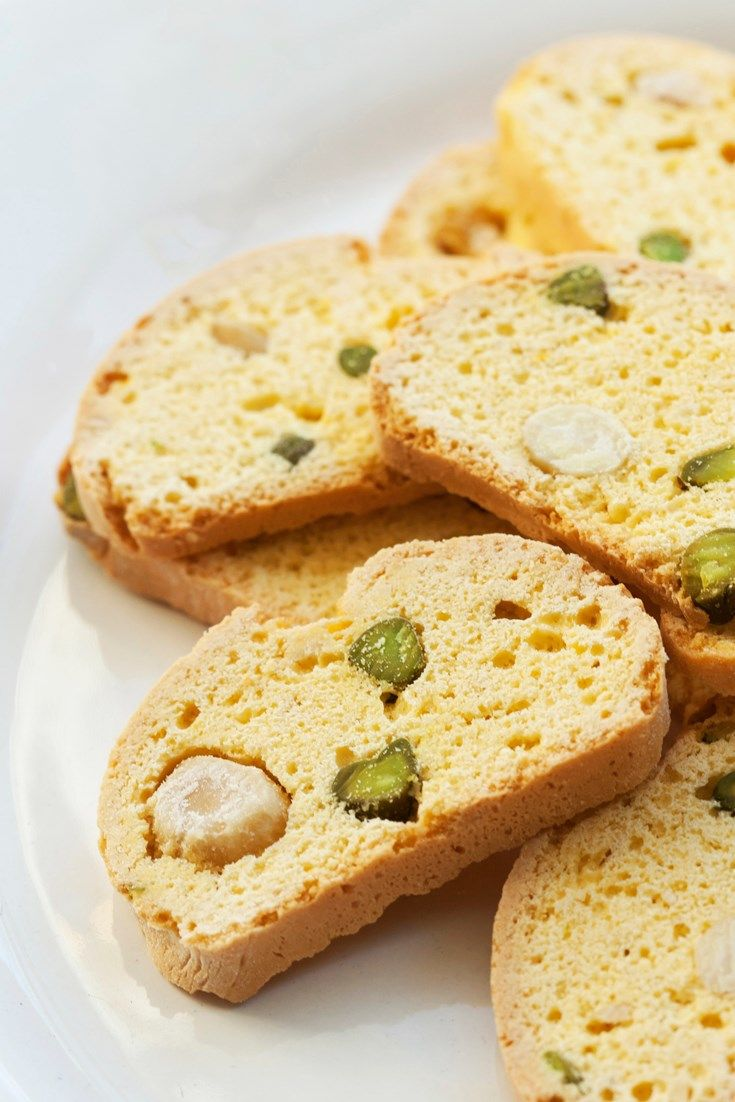 One of Britain's best Italian influenced chefs, Theo Randall, shares his fantastic biscotti recipe which contains almonds, pistachios and hazelnuts