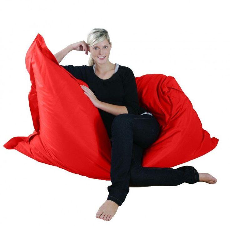 Kinzler Outdoorfähiger Riesensitzsack ca. 140 x 180 cm, Farbe rot Jetzt bestellen unter: https://moebel.ladendirekt.de/garten/gartenmoebel/outdoor-sitzsaecke/?uid=ccc31387-78e6-57f6-99a7-35570f6f6ad0&utm_source=pinterest&utm_medium=pin&utm_campaign=boards #möbel #einrichtung #garten #deko #gartenmoebel #outdoorsitzsaecke
