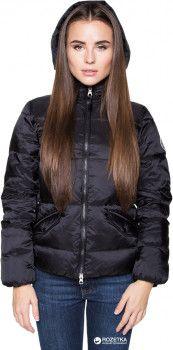 Куртка GANT Classic Quilted Coat 475718 S Черная (7325701239751)