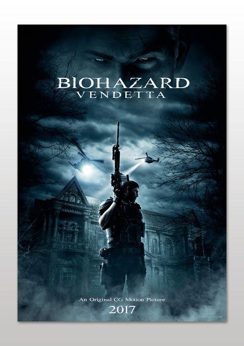 Resident Evil: Vendetta Full Movie (2017) english subtitles, Watch Resident Evil: Vendetta full movie Online free and Download Free Resident Evil: Vendetta full movie