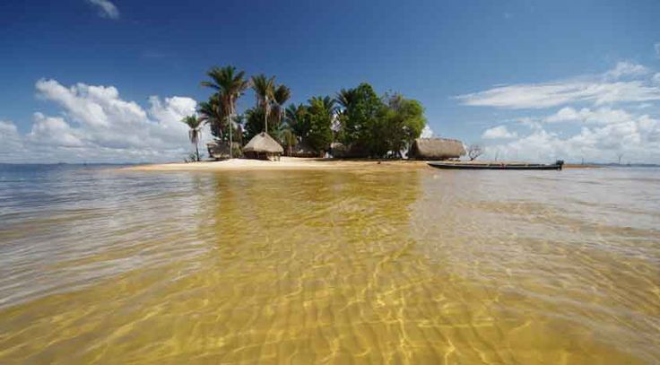 Happy National Day #Suriname.Don't you wish you could wake up to this? #lightfunc #nature #travel #beach #beautiful