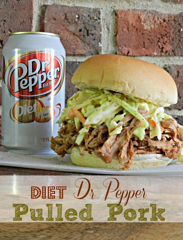 ... Dr. Peppers, Tangy Slaw, Pulled Pork, Shredded Pork, Peppers Shredded