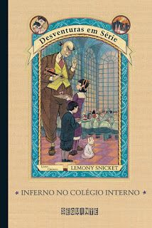 Coisas de Janice: Desventuras em série 5, 6, 7 e 8  – Lemony Snicket...