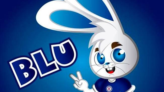 Blu', la mascota de Cruz Azul - La Cancha de Cruz Azul