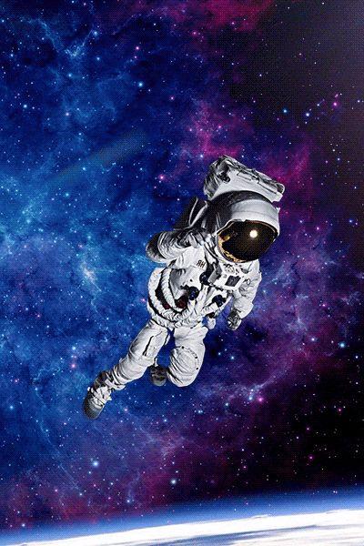 Космические картинки, анимация про космос