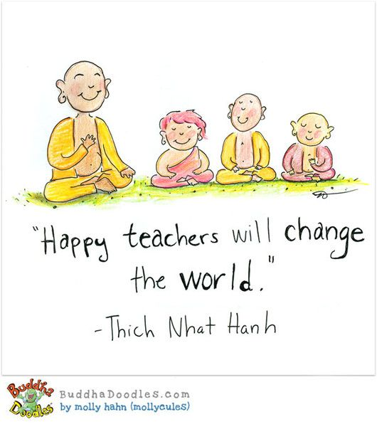 """Buddha Doodles Blog tagged """"thich nhat hanh"""" 