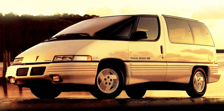 Pontiac Trans Sport — The Pontiac Trans Sport and its siblings, the Chevrolet Lumina APV and ...