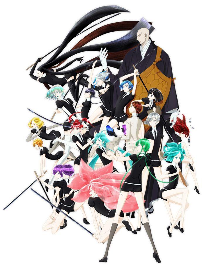 Houseki No Kuni ตอนท 1 4 ซ บไทย ด การ ต น ด การ ต นออนไลน เวปด การ ต นออนไลน ด การ ต นพากย ไทย ด การ ต นซ บไทย Anime Music Videos Anime Anime English