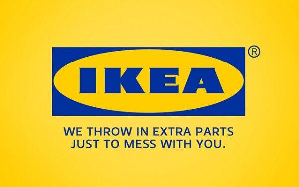 The Truth Behind The Brand - IKEA #creativity #fun
