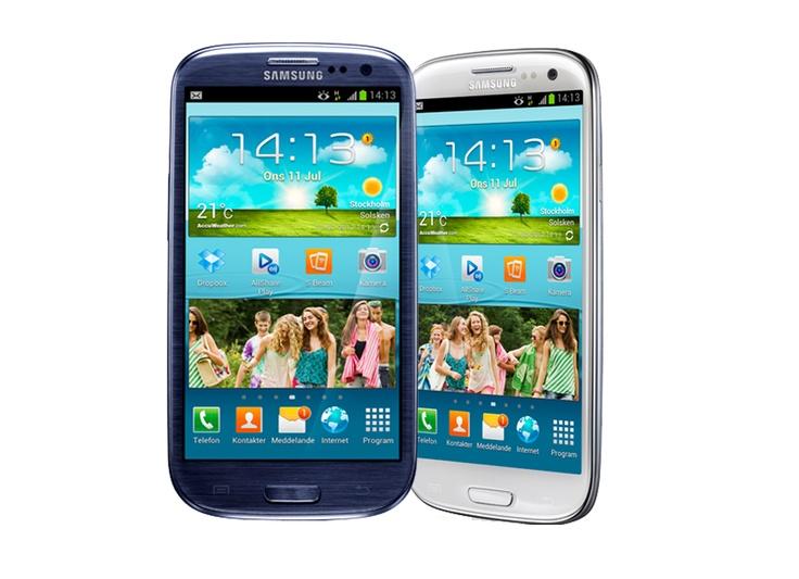 Galaxy SIII med Telia Mobil Flex Liten