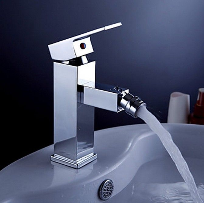 Robinet de bidet contemporaine en laiton - fini chrome RQ0537 http://www.robinetfr.com/index.php?main_page=product_info&cPath=2_12&products_id=655