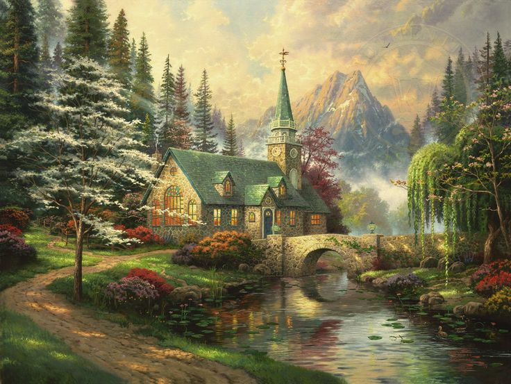 Religious Oil Paint Artist From Ohio